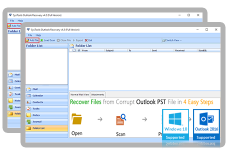 Outlook Repair Tool Banner